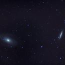 M81 and M82 ,                                StarGale