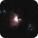 Orion Nebula,                                Andy Harrell
