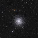 M 13 Hyperstar with new Zwo 533 mcPro Test,                                Elmiko