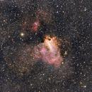 Swan Nebula,                                Kevin Osborn