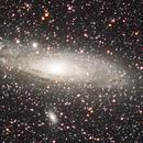 The Andromeda Galaxy,                                Keld Henningsen
