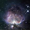 M43 LRGB,                                MarcoLuz