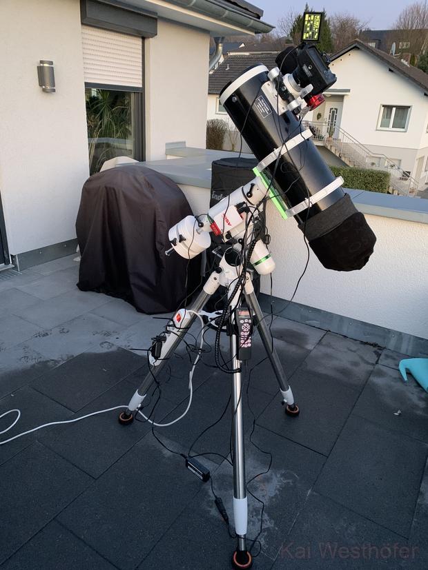 My Gear and Balcony,                                Kai Westhöfer