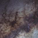 Pipe Nebula and around,                                Rodrigo Andolfato