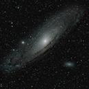 Andromeda M31,                                brumtaffy