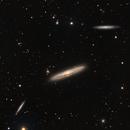 NGC4216 group,                                David Cheng