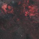 Cygnus in HaRGB,                                Christoph Wetter
