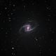 NGC1365 work in progress,                                the_bluester