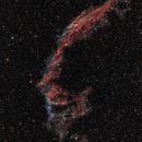 NGC 6992.- The Western Veil Nebula,                                Pablo Vozmediano.- AstroManchas