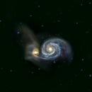 M51,                                Ryan Andreasen (NightSkyScience)