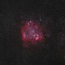 NGC7822 & Co - wide field,                                Göran Nilsson