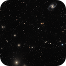 Fornax galaxies & NGC 1365,                                Yann-Eric BOYEAU