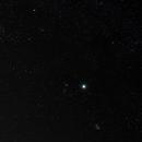 Orion Auriga Taurus Jupiter,                                gmartin02
