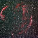 Veil nebula,                                Heinrich Delasiava