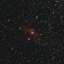 NGC7635 bubble,                                Deraux LeDoux