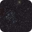 M35 and NGC 2158,                                Scotty Bishop