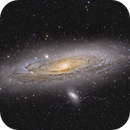 M31 and its outer regions.,                                Olly Penrice