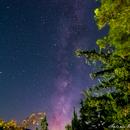 July's Milky Way Cutting Through The Horizon,                                Antonis Karousis