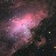 M16 (Eagle Nebula) in HaRGB,                                Eduardo Oliveira