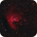 NGC 281 (Pacman Nebula) in Cassiopeia,                                Mike_Stutters