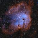 IC410, NGC 1893 in Auriga,                                Jim Thommes