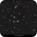 M44 Open Cluster in Cancer,                                Mike Oates