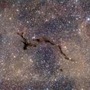 Barnard 150 - The Seahorse Nebula,                                blastrophoto
