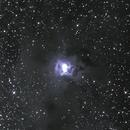 NGC7023,                                Hideki