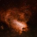 NGC 6618,                                stobiewankenobi