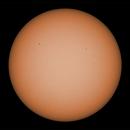 Sun with contimuum Filter,                                nonsens2