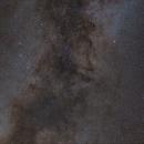 Milky Way between Sagitta and Vulpecula,                                Alessandro Carrozzi