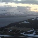 Sun Minimum Altitude North Iceland,                                Sigga