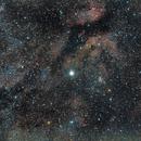 SADR Star Wide Field Region,                                JayS_CT