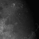 2021/03/24 Moon Impression @ 64% Illumination - From Copernicus into Mare Imbrium,                                G400