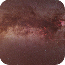 Milky Way in Cygnus,                                Adrie Suijkerbuijk