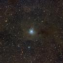 Iris Nebula ngc7023,                                Massimo Miniello
