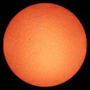 ISS Solar Transit GIF,                                Matt Harbison