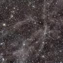 Angel Integrated Flux Nebula without satellites,                                David Elmore