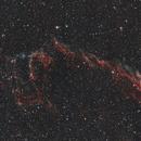 Ngc 6992, The Eastern Veil Nebula,                                Vlaams59