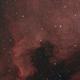 NGC 7000,                                telespock