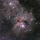 Carina Nebula,                                IzaakC