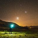 Cazador de Galaxias,                                Guillermo Spiers