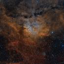 Sharpless 86,                                DeepSkyView