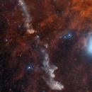 NGC 1909,                                Alcarreno