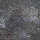 Cygnus at 50mm,                                Tim Foerster