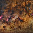 Grand champ dans le sagittaire de M16 à M20,                                Séb GOZE