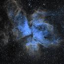 NGC 3372 Eta Carinae Nebula, Keyhole Nebula,                                Alastairmk