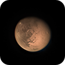 Olympus on my first Mars!,                                Guillermo Gonzalez