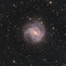 Galaxia Molinillo Austral - M83,                                astroalbo