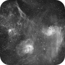 Hydrogen in Auriga, M38 to IC 405,                                Carsten Jacobs